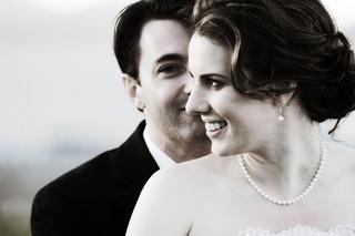 Julie wedding image